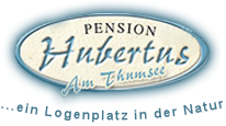 Pension Hubertus am Thumsee, Hotel Bad Reichenhall