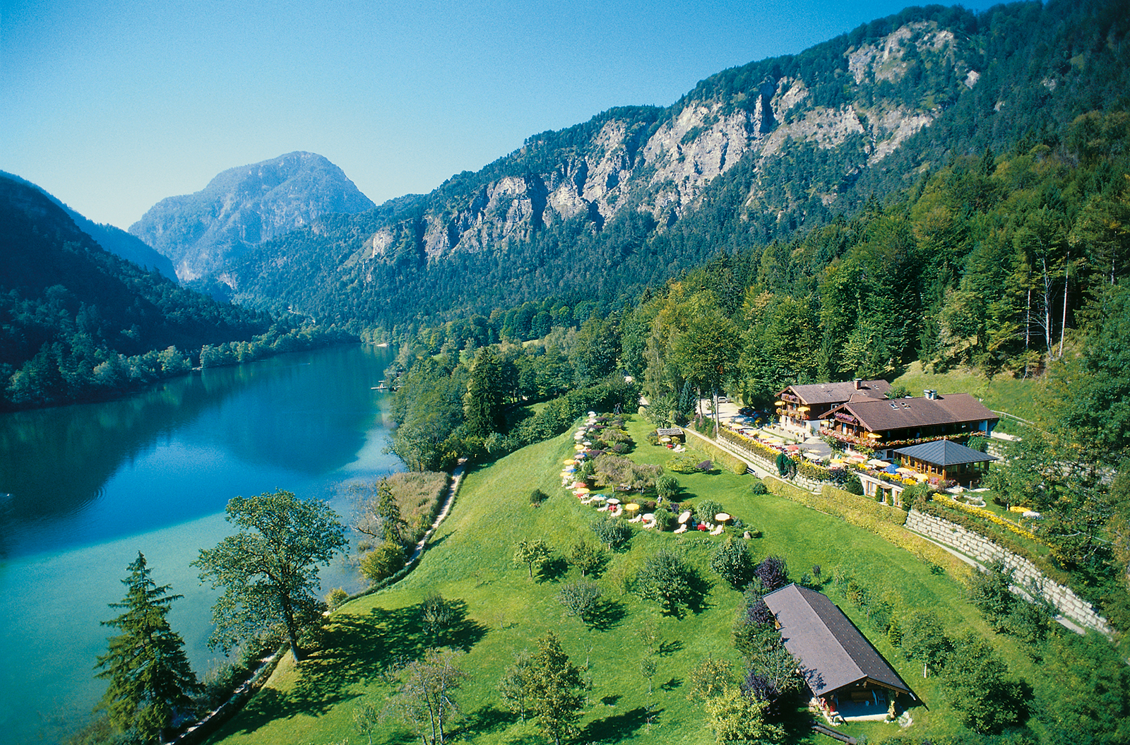 Pension Hubertus am Thumsee